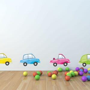 """Παιδικό αυτοκόλλητο Αγόρι """"Αυτοκίνητα - Cars"""""""