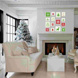 """Εποχιακά Χριστούγεννα """"Χριστουγεννιάτικα γραμματόσημα"""""""