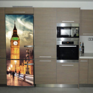 """Αυτοκόλλητο Ψυγείου """"Big Ben London"""""""