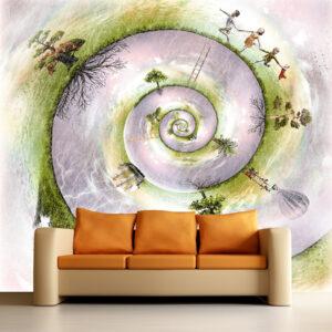 """Ταπετσαρία τοίχου Φωτοταπετσαρία """"Perfect dream"""""""